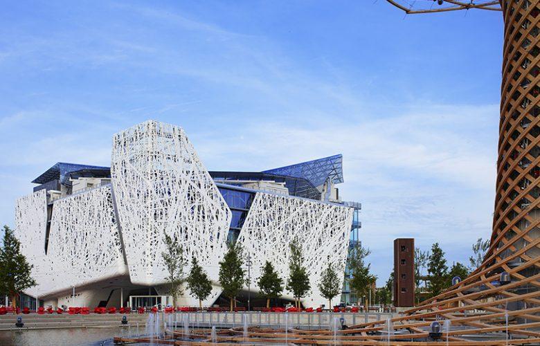 Palazzo Italia da Expo 2015 a Human Technopole