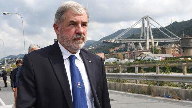 Sindaco di Genova Marco Bucci commissario straordinario ricostruzione ponte Morandi
