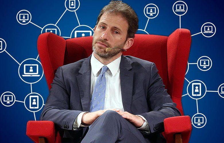 Davide Casaleggio e la blockchain