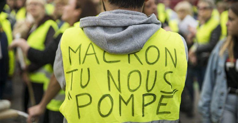 Francia contro Macron la protesta dei Gilet Gialli