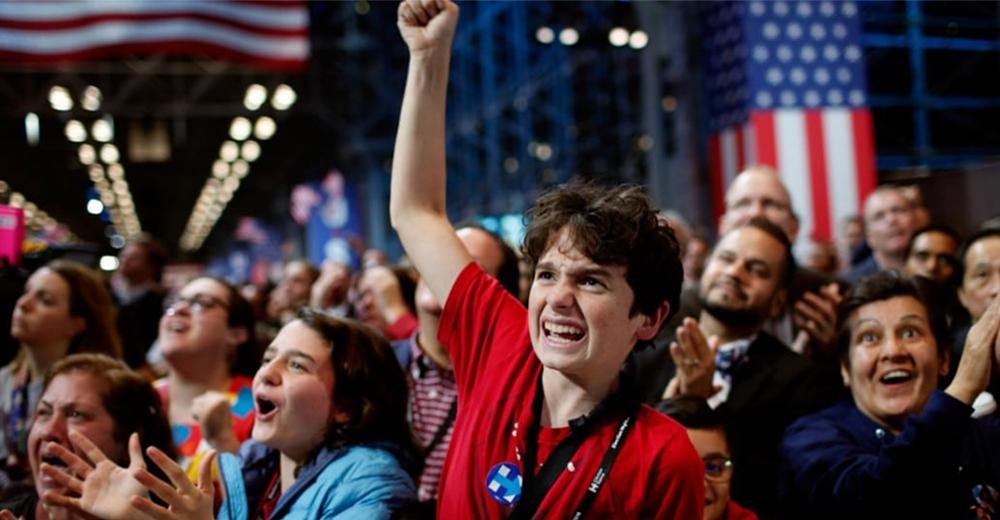 In America elezioni di midterm Dem