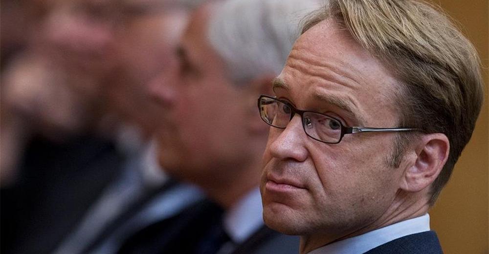 Jens Weidmann, presidente della Bundesbank