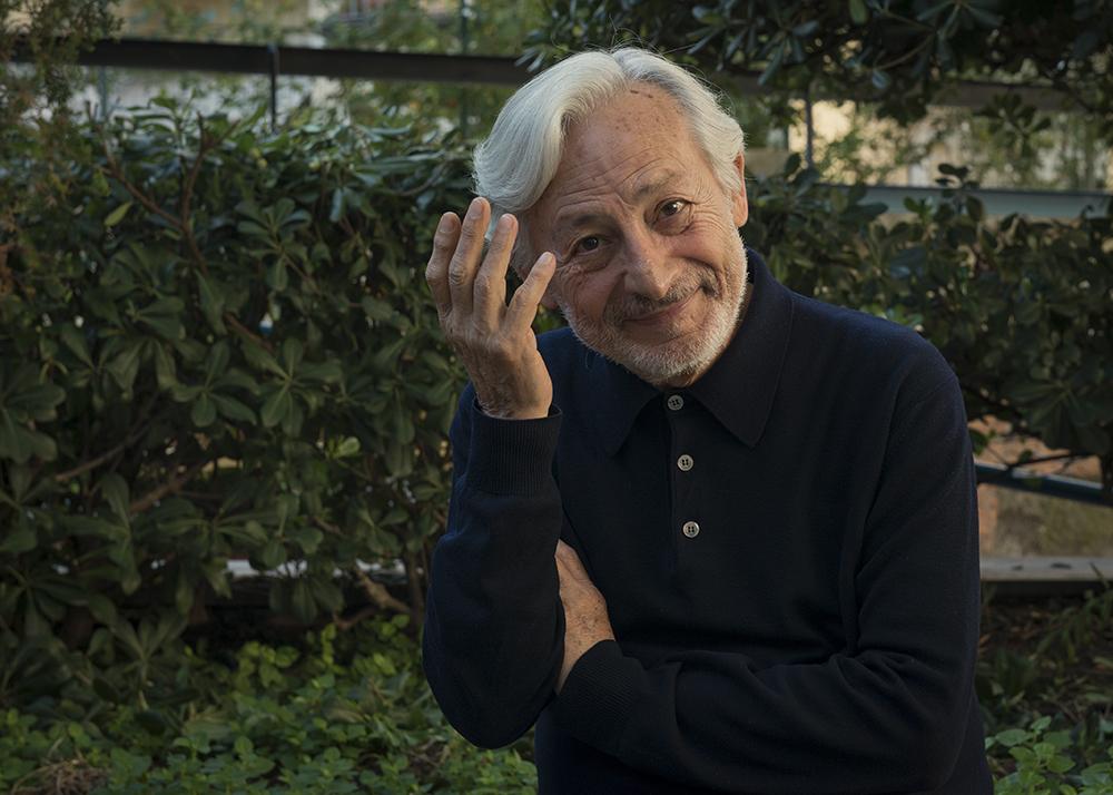 Leo Gullotta (Foto di Giuseppe Costanzo)