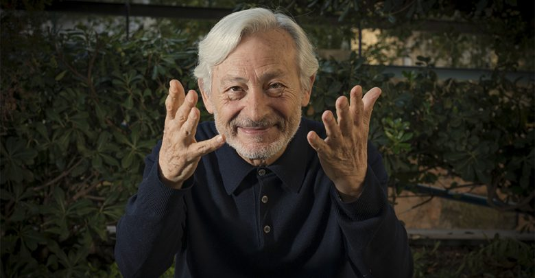 Photo of Leo Gullotta: «L'Italia oggi? Si respira aria molto pesante»