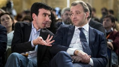 Maurizio Martina e Matteo Richetti