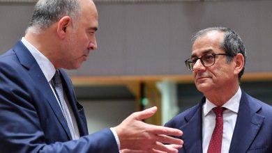 Moscovici e Tria