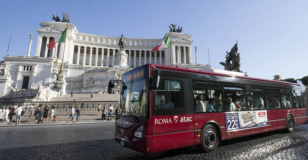 Referendum Atac Roma ciaone
