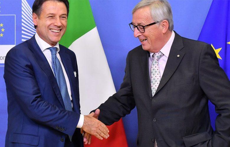 Rinviare reddito di cittadinanza e quota 100 la trattativa Conte-Juncker sulla manovra