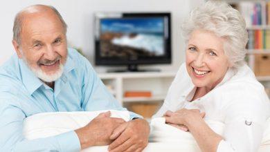 Anziani sempre più giovani