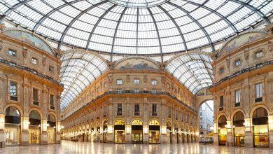 Architettura e architetti - Galleria Vittorio Emanuele II Milano