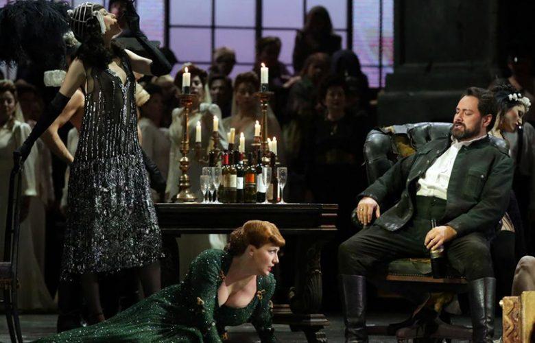 Attila prima alla Scala di Milano