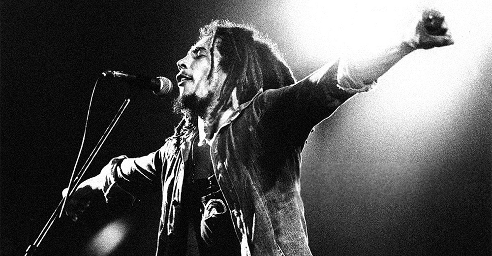 Bob Marley musica reggae