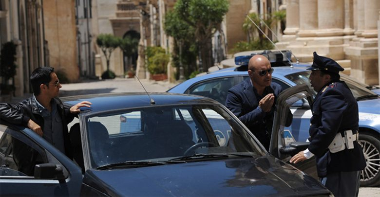 Photo of Inaugurazione con boss mafioso nella Vigata del commissario Montalbano