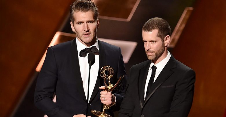"David Benioff e D.B. Weiss autori di ""Game of Thrones"""