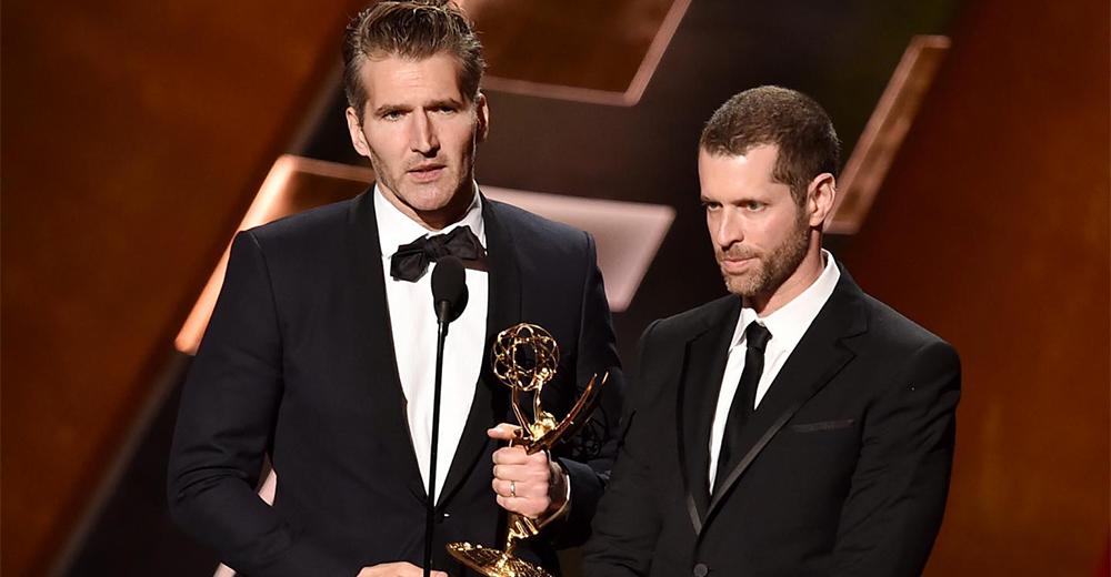 "David Benioff e D.B. Weiss autori di ""Game of Thrones"""