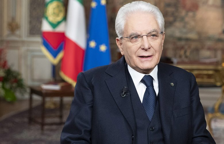 Discorso del presidente Mattarella