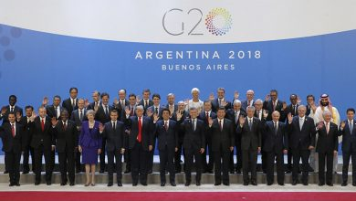 G20 Buenos Aires Argentina 2018