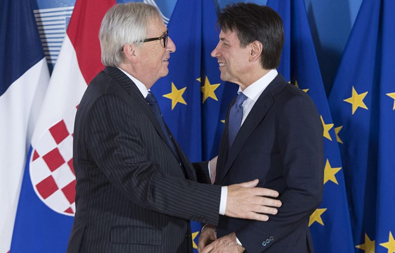 Juncker Conte manovra economica ok europa