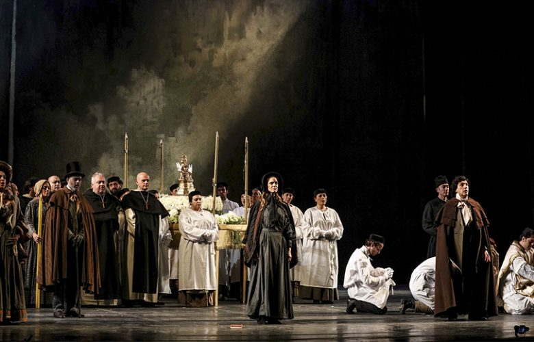 La Capinera Bella-Mogol Teatro Bellini Catania