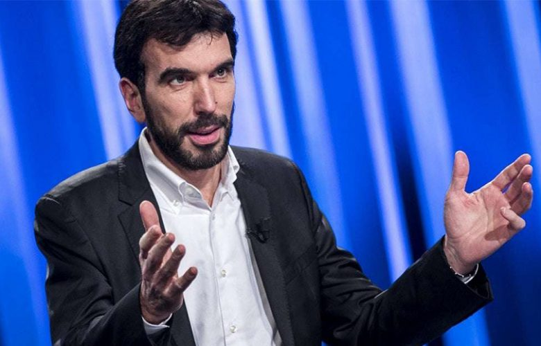 Maurizio Martina Pd