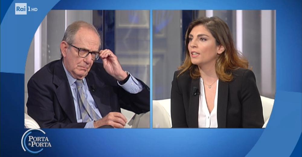 Mutui e spread Pier Carlo Padoan e Laura Castelli
