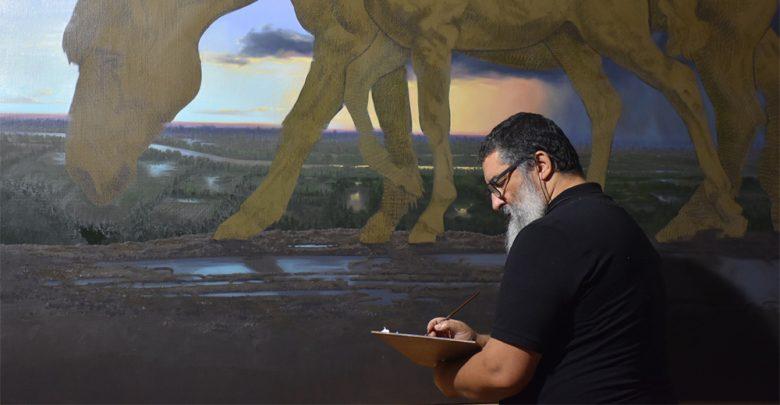 Photo of Una riflessione su l'arte e l'artista: a Roma la mostra di pittura di Rodolfo Papa