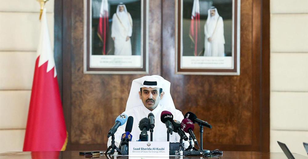 Saad Sherida al Kaabi Qatar lascia Opec