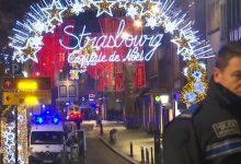 Strasburgo, allarme attentato
