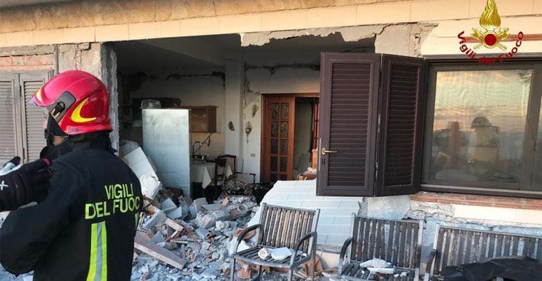 Photo of Terremoto di magnitudo 4.9 a Catania: crolli e feriti