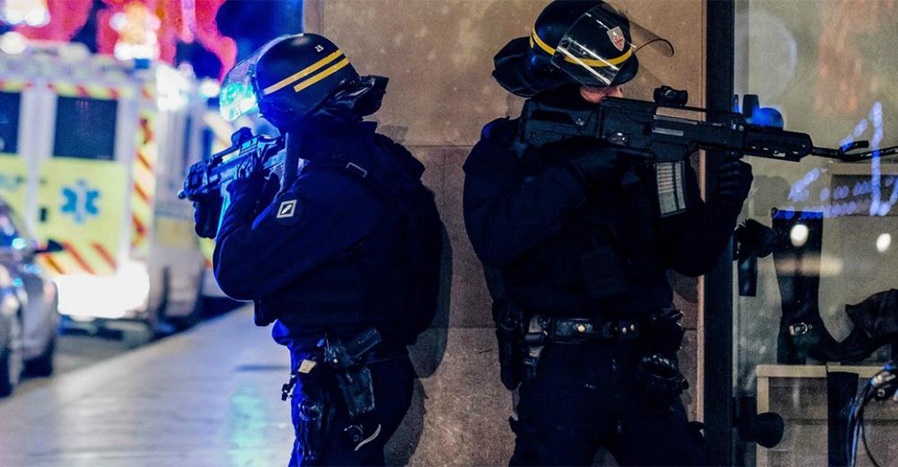 Ucciso l'attentatore della strage di Strasburgo
