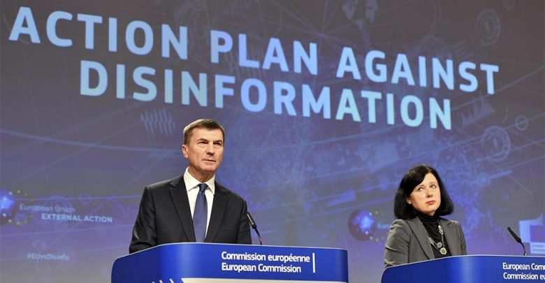 Fake news Ue Piano d'azione anti fake news