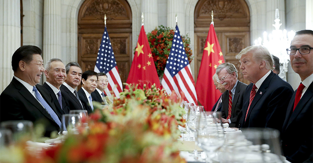 Usa Cina dazi