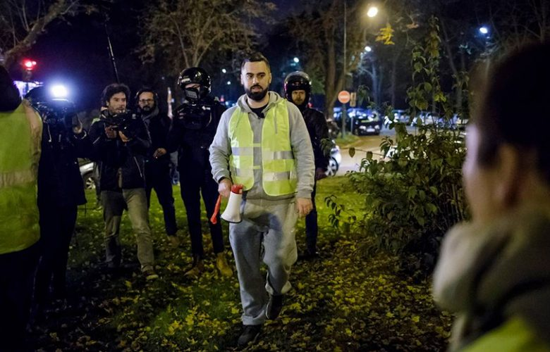 Arrestato Eric Drouet leader gilet gialli in Francia