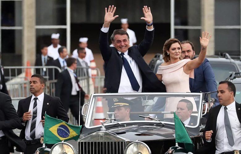 Bolsonaro nuovo presidente Brasile