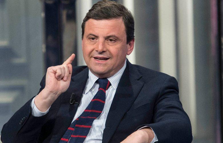 Carlo Calenda manifesto Pd elezioni europee