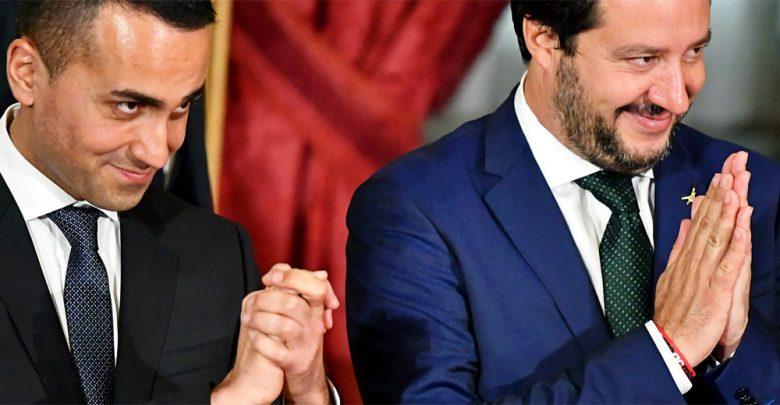 Photo of Da Grillo a Salvini: i messaggi di capodanno del governo gialloverde