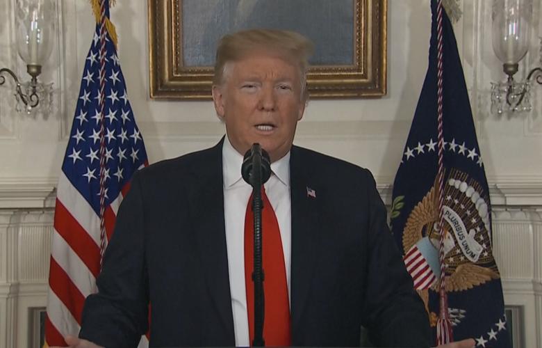 Donald Trump muro Messico
