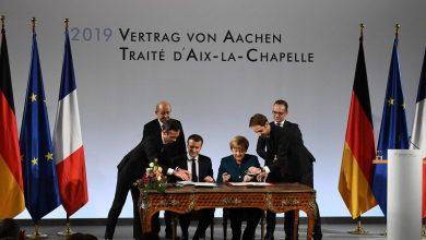 Photo of Francia e Germania firmano un trattato contro i nazionalismi