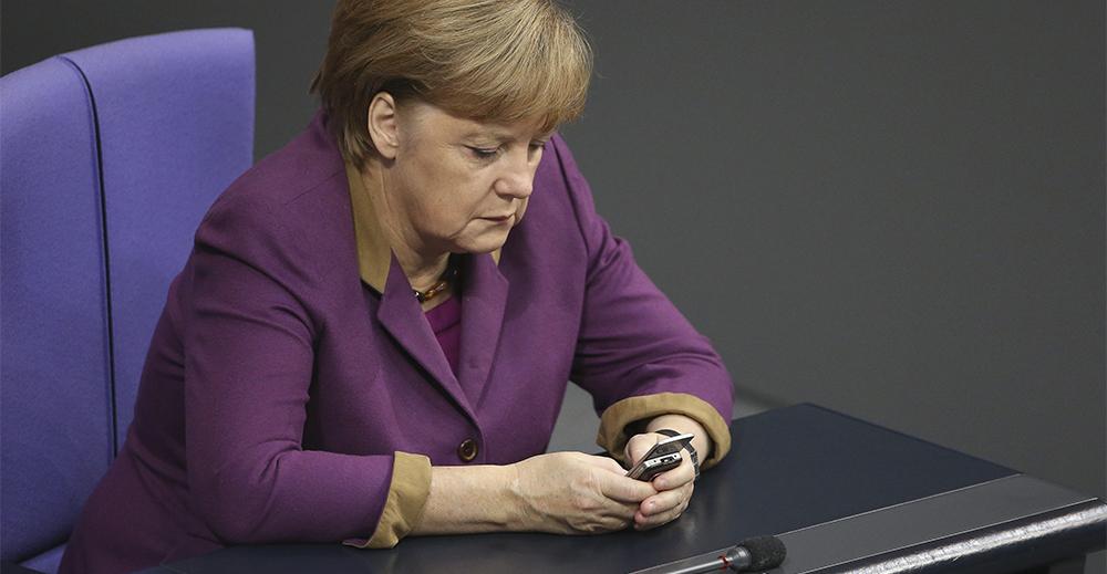 hackerati i dati sensibili di Merkel