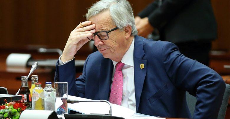 Il mea culpa di Juncker sulla crisi in Grecia