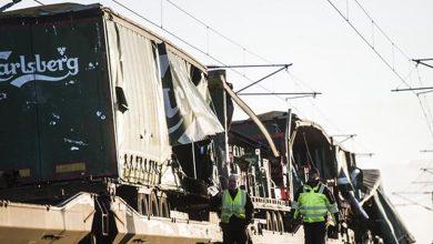Danimarca incidente ferroviario