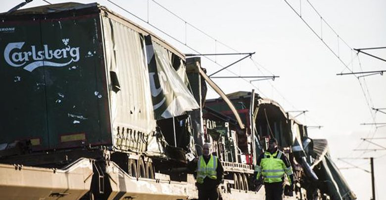 Danimarca incidente ferroviario