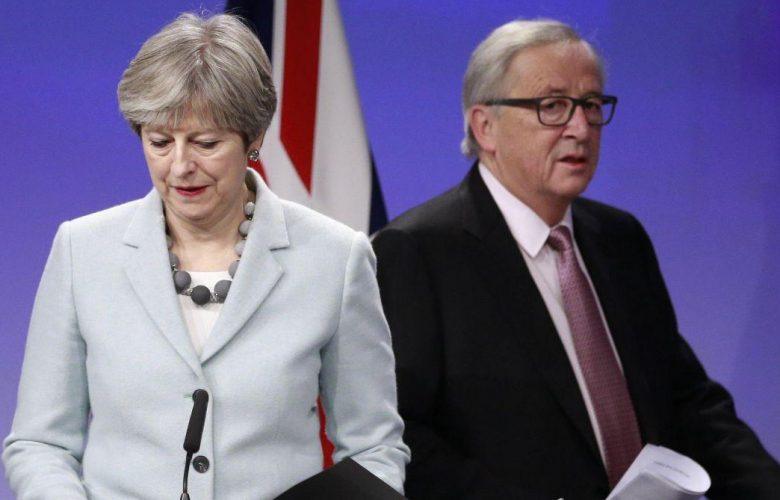 Juncker May