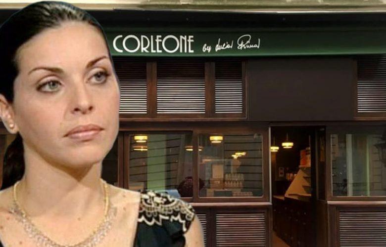 La figlia di Riina e il ristorante Corleone a Parigi