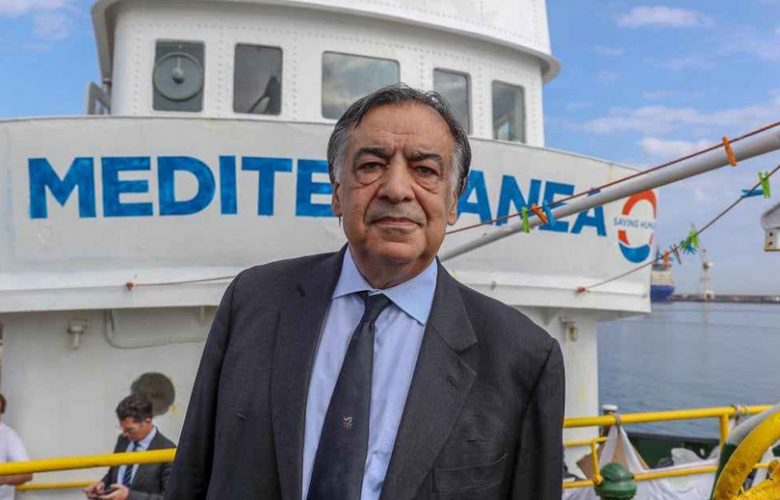 Leoluca Olando sospende il ddl sicurezza di Matteo Salvini