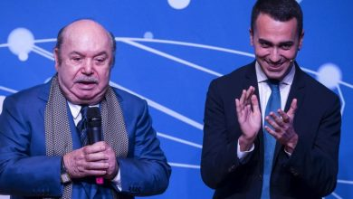Lino Banfi Luigi Di Maio
