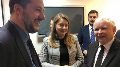 Photo of Salvini in Polonia, asse sovranista per le Europee