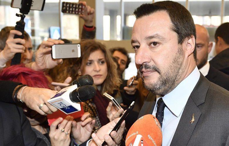 Matteo Salvini referendum Tav