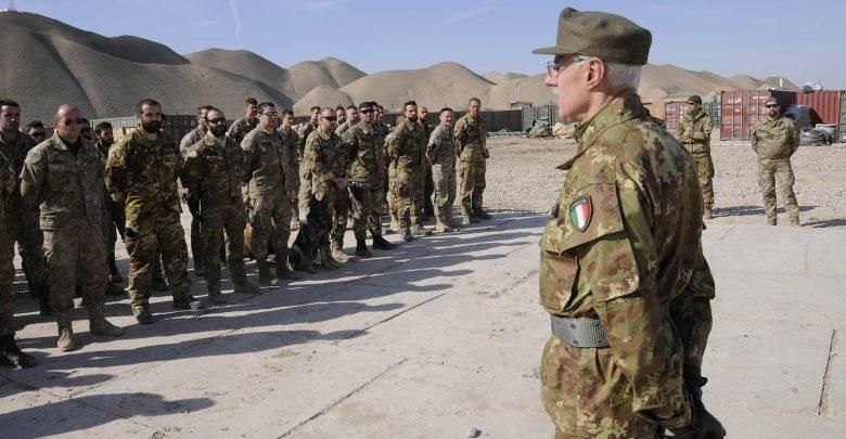 Photo of Afghanistan, l'Italia pianifica il ritiro dei militari