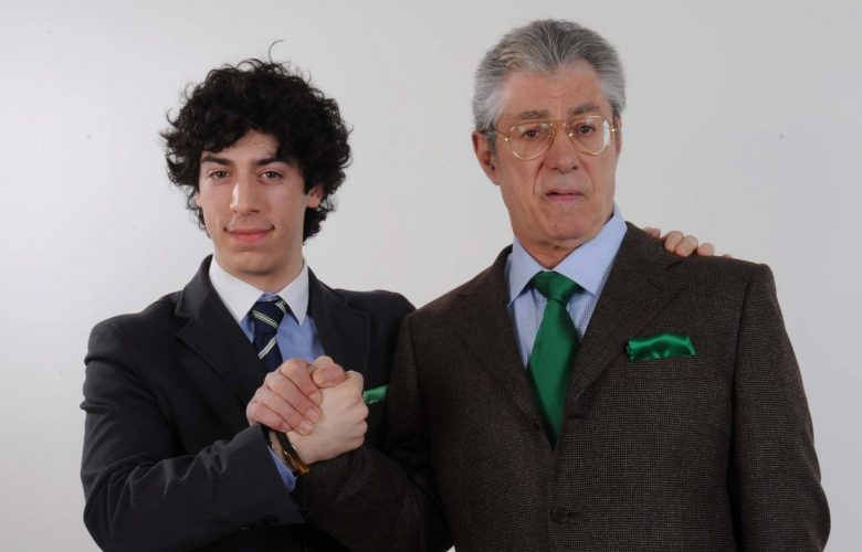 Renzo Bossi Umberto Bossi